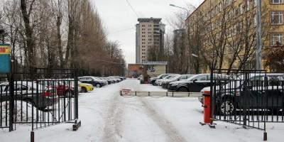 Клубный переулок