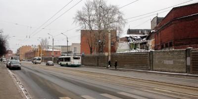 Кондрантьевский проспект