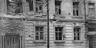 Кронштадт, дом Верещагина