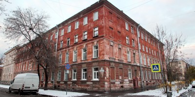 Кронштадт, улица Велещинского, 9
