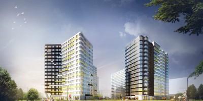 Львовская улица, 21, проект жилого комплекса