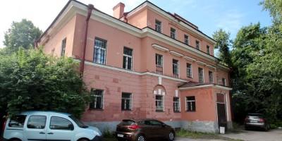 Петровский проспект, дом 9, контора завода Бавария