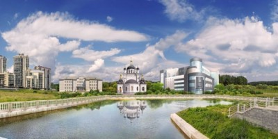 Проект храма Дмитрия Солунского
