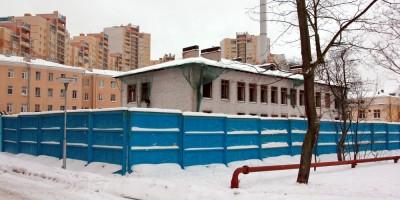 Проспект Стачек, 162, детский сад