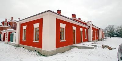 Пушкин, Ферма, восточный флигель