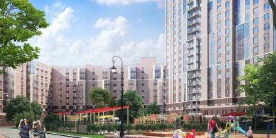 Шушары, проект жилого комплекса