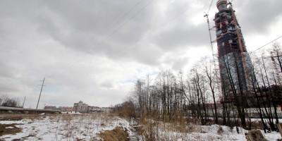 Шуваловский проспект, Лахта-центр