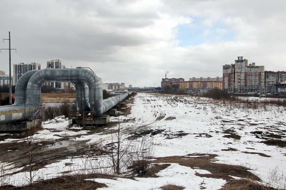 Шуваловский проспект, землеотвод