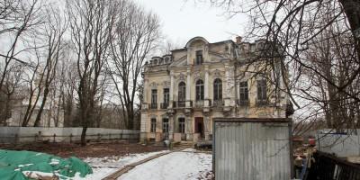 Собственная дача, дворец