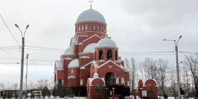 Сретенская церковь на Гражданском проспекте, 101