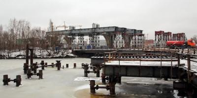 Строительство Серного моста