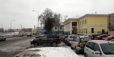 Свердловская набережная, дача Дурново