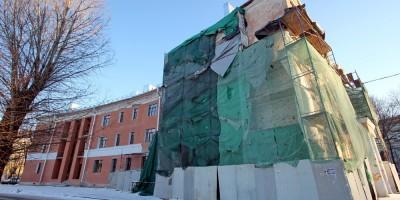 Улица Бабушкина, 18