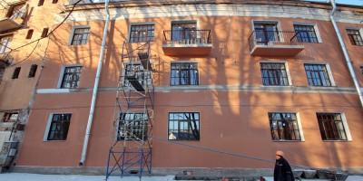 Улица Бабушкина, 18, после ремонта