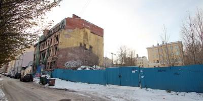 Улица Черняховского, 56-58