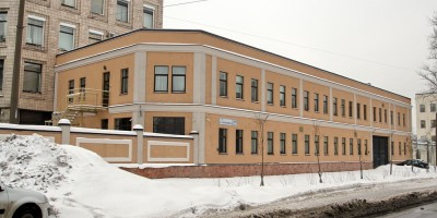 Улица Карбышева, 15, новый корпус НПО Аврора