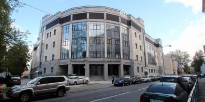Улица Профессора Попова, 9, новое здание Института детских инфекций