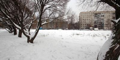 Улица Солдата Корзуна, сквер