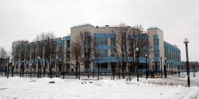Улица Верности, 21, интернат школы Смена