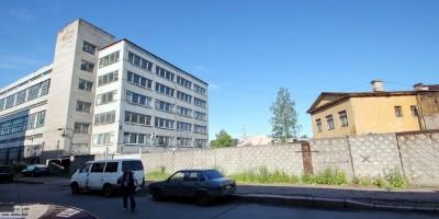 Урюпин переулок со стороны Михайловского переулка