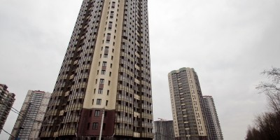 Жилой комплекс Три апельсина на Заречной улице