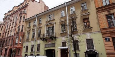 6-я Советская улица, 7, дом Турыгина