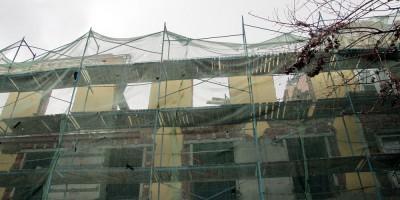 Чернорецкий переулок, 4-6, фасад