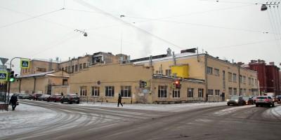 Чкаловский проспект, завод Навигатор