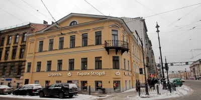 Дом Кузнецовой