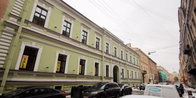 Галерная улица, 15, особняк Дурново