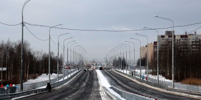 Колпино, Заводской проспект, новый участок