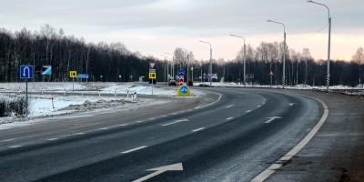 Мурманское шоссе, опасный поворот