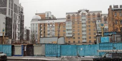 Набережная Адмирала Лазарева, участок