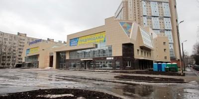Проспект Большевиков, 7, корпус 2, Фитнес-хаус