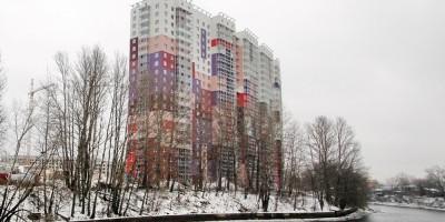 Проспект Энергетиков, 9, корпус 3