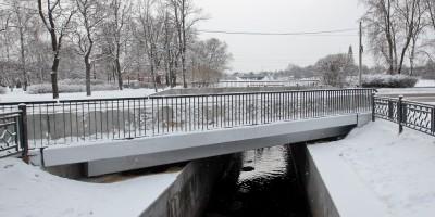 Сестрорецк, мост через Малую Сестру