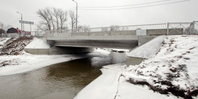 Старо-Пановский мост через Дудергофку