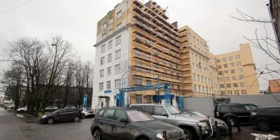 Улица Бабушкина, 3