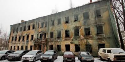 Улица Белы Куна, 28, заброшенный дом