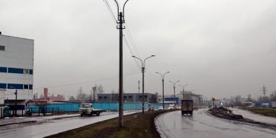 Улица Потапова