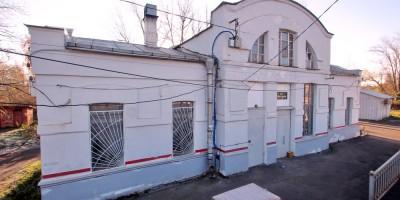 Вокзал станции Горелово