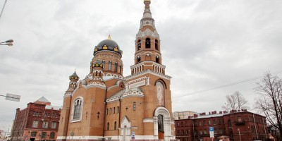 Воскресенская церковь на Обводном канале