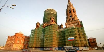 Воскресенская церковь, реставрация