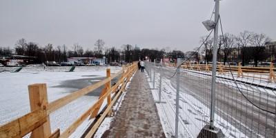 Иоанновский мост, ремонт
