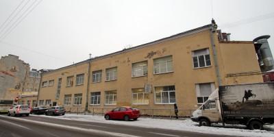 Завод Навигатор, корпус на Пионерской улице