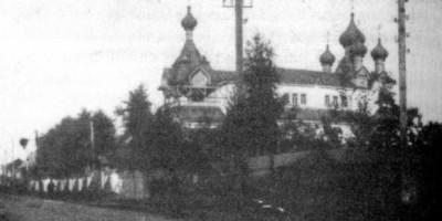 Церковь на улице Коммуны