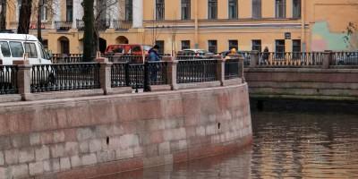 Канал Грибоедова, шов