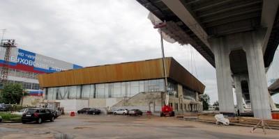 Ледовый дворец Обуховского завода