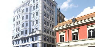 Лодейнопольская улица, 7, проект жилого дома