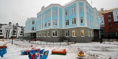 Морской проспект, 26, детский сад